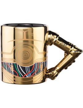 Meta Merch Star Wars C 3 Po Arm Mug by Iwoot
