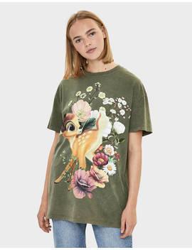 Bambi Tshirt   T Shirts   Bershka Ireland by Bershka