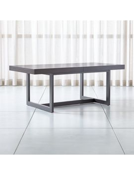 Archive Extension Storage Dining Table by Crate&Barrel