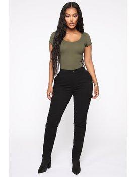 Call It Quits Cargo Pants   Black by Fashion Nova
