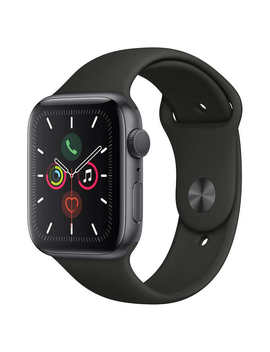 Apple Watch Series 5 Gps With Black Sport Band   44mm   Space Gray by Costco