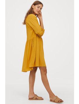 Vzdušné Košeľové šaty by H&M