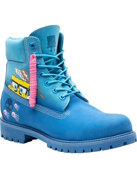 Sponge Bob Waterproof Plain Toe Boot by Timberland