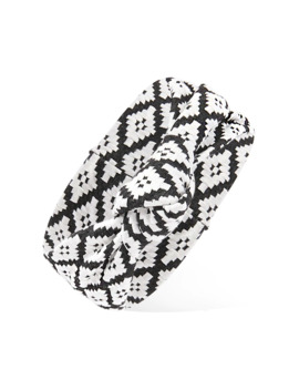 Tribal Inspired Geo Headwrap by Forever 21