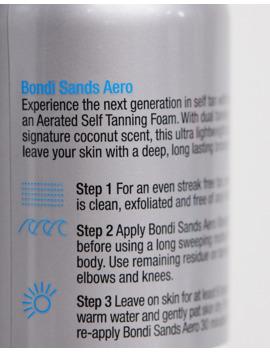 Bondi Sands Aero   Aerated Tanning Foam 225ml by Bondi Sands