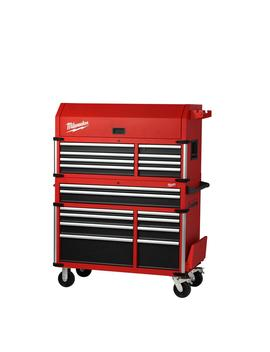 High Capacity 46 In. 18 Drawer Tool Chest And Cabinet Combo by Milwaukee