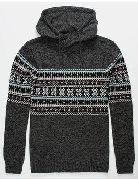 Retrofit Alpine Mens Hooded Sweater by Retrofit