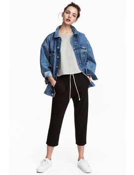 Cropped Sweatpants by H&M