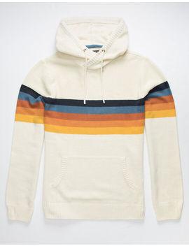 Retrofit Sunrise Mens Hooded Sweater by Retrofit