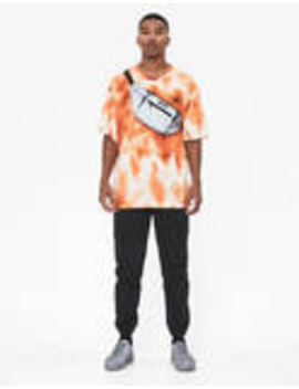 T Shirt Im Batiklook by Bershka