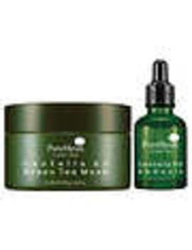 Pureheals Centella Serum & Centella Green Tea Mask Set by Pureheals