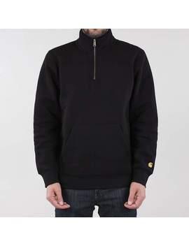 Carhartt Wip Chase Neck Zip Sweatshirt by Urban Industry