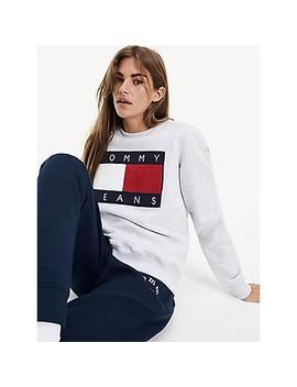 Tommy Flag Sweatshirt by Tommy Hilfiger