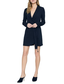 Showstopper Double Breasted Long Sleeve Dress by Sanctuary