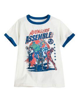 Avengers Ringer T Shirt For Boys | Shop Disney by Disney