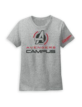 Avengers Campus T Shirt For Women – Disney California Adventure | Marvel | Shop Disney by Disney