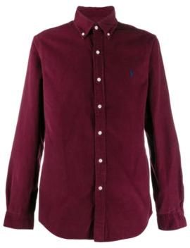 Long Sleeved Corduroy Shirt by Ralph Lauren