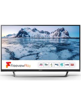 "Bravia Kdl40 We663 40"" Smart Hdr Led Tv by Currys"