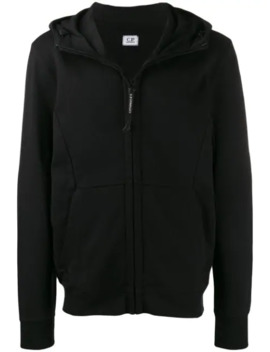 Goggles Zip Up Hoodie by Cp Company