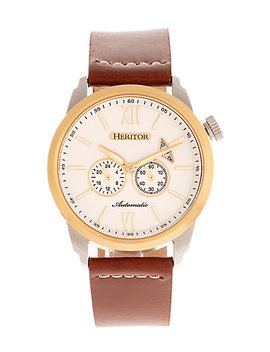 Heritor Automatic Men's Wellington Watch by Heritor Automatic