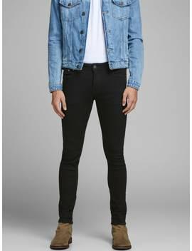 Liam Original Am 009 Skinny Fit Jeans Liam Original Am 009 Skinny Fit Jeans  Klassisk Denimjakke  2 Pak T Shirt by Jack & Jones