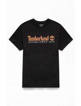 Timberland Established Core T Shirt by Pacsun