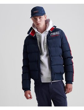 Icon Sports Puffer Jacket by Superdry