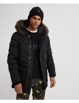 Chinook Parka Jacket by Superdry