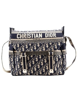 Cloth Satchel by Dior