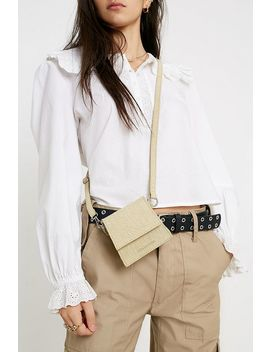 Uo Mini Structured Crossbody by Urban Outfitters