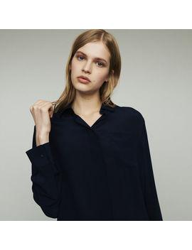 Silk Shirt by Maje