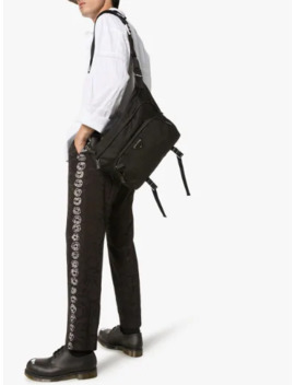 Perkino Embroidered Trousers by Dries Van Noten
