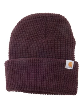 Carhartt 103399 Woodside Thinsulate® Waffle Beanie   Insulated, Factory Seconds (For Women) by Carhartt