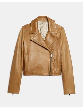 Slim Moto Jacket by Theory