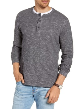 Duofold Cotton Blend Henley by 1901