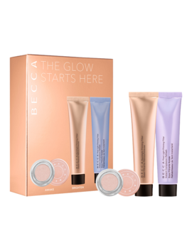 The Glow Starts Here Primer & Corrector Mini Set(Limited Edition) by Becca
