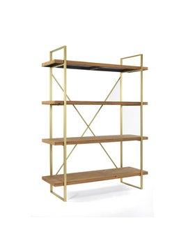 Cristobal Etagere Bookcase by Mercury Row