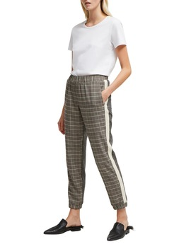 Amati Check Jogger Pants by French Connection