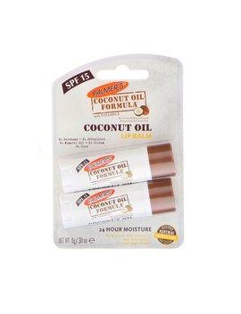Palmer's, Coconut Oil Lip Balm, Spf 15, 2 Pack, 0.30 Oz (0.8 G) by Palmer's