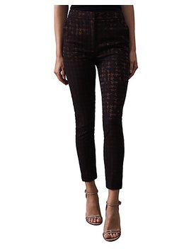 Reiss Laura Metallic Trouser by Reiss