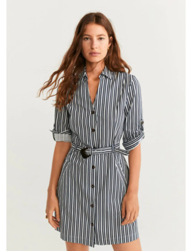 "<Font Style=""Vertical Align: Inherit;""><Font Style=""Vertical Align: Inherit;"">Short Blouse Dress</Font></Font> by Mango"