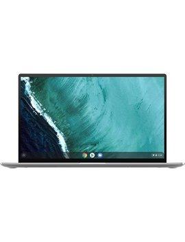 "Flip C434 Ta 2 In 1 14"" Touch Screen Chromebook   Intel Core M3   4 Gb Memory   64 Gb E Mmc Flash Memory   Spangle Silver by Asus"