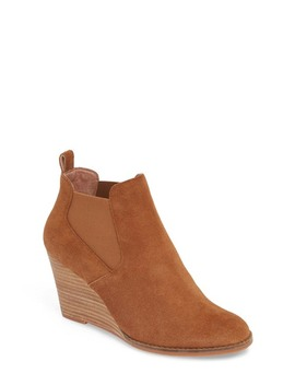 Willa Wedge Bootie by Caslon