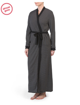 Long Sleep Nightingale Robe by Tj Maxx