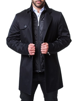 2 In 1 Peacoat by Maceoo