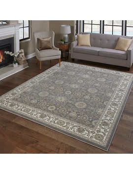 Thomasville Timeless Classic Rug Collection, Arundel Gray by Thomasville