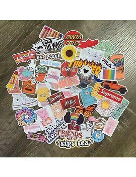 <Span><Span>Vinyl Vsco Stickers Bulk Pack 50+ Stickers. Waterproof Perfect For Laptops Etc</Span></Span> by Ebay Seller