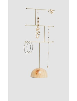 Levelled Jewellery Stand by Stradivarius