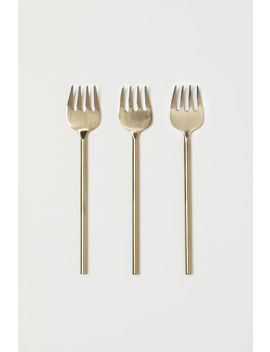 3 Pack Forks by H&M