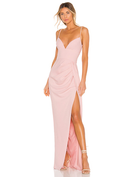 Reconcile Gown In Blush by Katie May